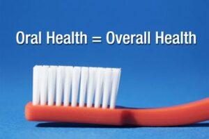 dental hygiene oral health