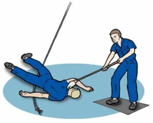 treating electrical injuries electrocution