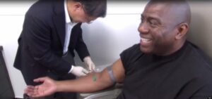 MAGICJOHNSON HIV Awareness Month