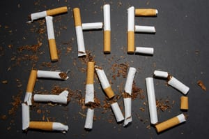 stop smoking the end