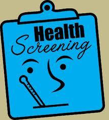 Health screening for self-empowerment!