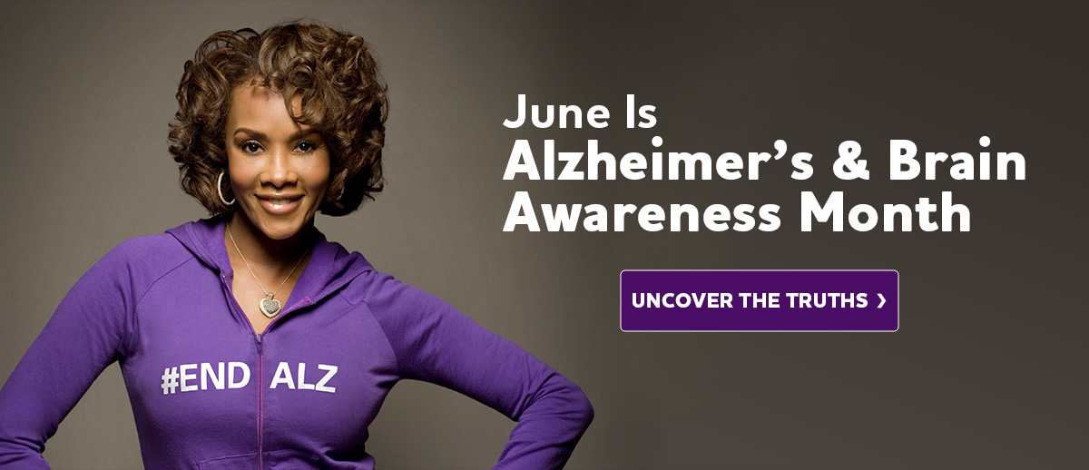 Brain Awareness Month - Vivica Fox