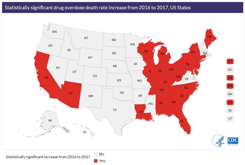 drug overdose epidemic